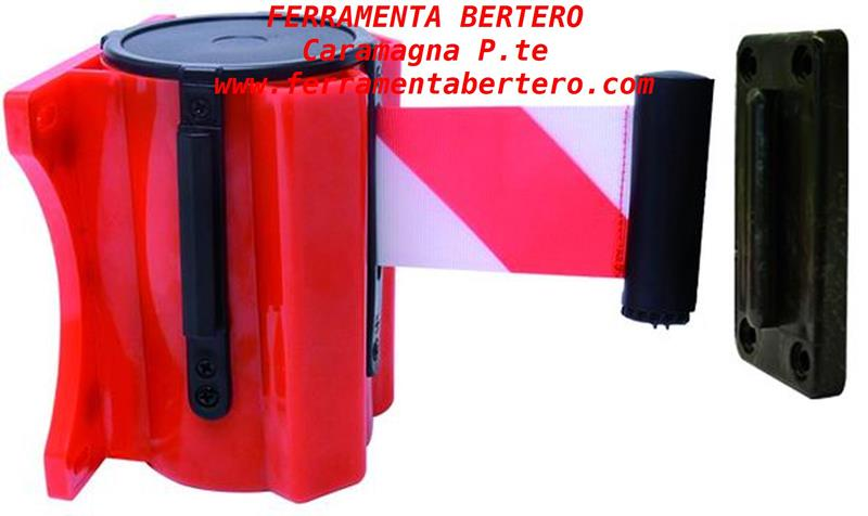 BARRIERE A NASTRO VIGOR A PARETE